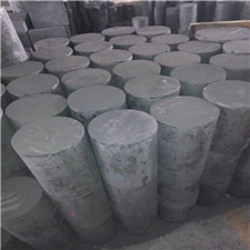 graphite rod for continous casting copper