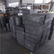 Mold graphite block